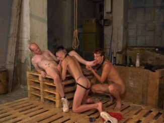 BoyNapped – Two Twink Boys In Service – Jesse Evans, Casper Ellis & Sean Taylor