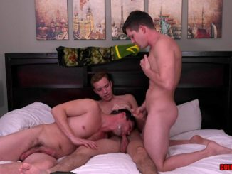 ColbyKnox – Getting Wilde with Jae – Jae Wilde, Colby Chambers & Mickey Knox