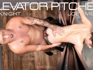 MEN – Elevator Pitcher – JJ Knight & Joey Mills