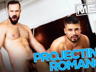 MEN – Projecting Romance – Dann Grey & Andy Onassis