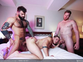 Masqulin – Friendly Fire, Part 2 – Markus Kage, Ryan Stone & Jay Dymel
