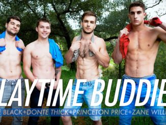 Next Door Buddies – Playtime Buddies – Elye Black, Donte Thick, Princeton Price & Zane Williams